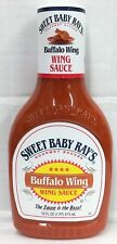 Sweet Baby Ray's Buffalo Wing Sauce 16 oz Rays