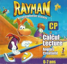 Rayman Accompagnement scolaire CP calcul Lecture 6-7ans