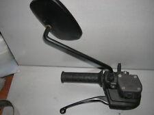 Pompa freno anteriore con specchietto e comando gas Aprilia Scarabeo 200    2003