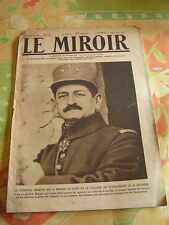 Le miroir 1916 VINGRé REMéRéVILLE EMBERMéNIL VITRIMONT