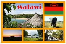 MALAWI (SOUTHEAST AFRICA) - SOUVENIR NOVELTY FRIDGE MAGNET - BRAND NEW - GIFTS
