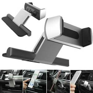 CD Slot Tablet & Mobile Phone Holder In Car Universal Stand Cradle Mount GPS.