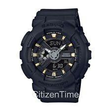 -NEW- Casio Baby-G Black Watch BA110GA-1A