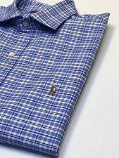 Ralph Lauren Oxford Check Shirt