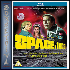 SPACE: 1999 - COMPLETE SECOND SEASON - SEASON 2  **BRAND NEW BLU-RAY **