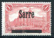 Saar 1920 17b * perfectamente certificado bpp 1300 € (z8168