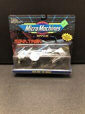 Micro Machines Star Trek The Movies U.S.S. Grissom - Excelsior - Vulcan Surak