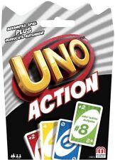 Mattel Games UNO Action Kartenspiel