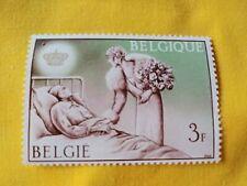 STAMPS - TIMBRE - POSTZEGELS - BELGIQUE - BELGIE  1966 NR.1365A * ( ref 784)