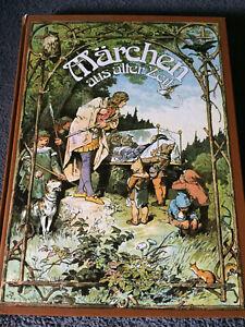 Märchen aus alter Zeit, dickes schweres Buch  35 Märchen