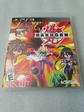 Bakugan Battle Brawlers - PlayStation 3 - Complete and Tested - PS3
