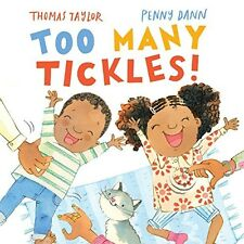 New, Too Many Tickles!, Taylor, Thomas, Book