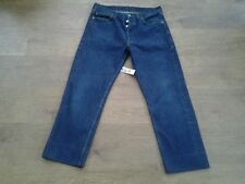 Faded Jeans Short Mid Rise 28L for Men
