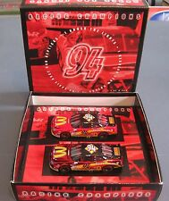 Bill Elliott #94 Mcdonalds Under The Lights 1999 Racing Champions 1:64 /5000 Nib