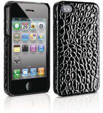 Cover e custodie nero in pelle sintetica per lettori MP3 per Apple