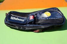 La bolsa de tenis Wilson