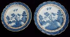 Unboxed Earthenware Booths Pottery Dessert Plates