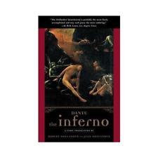 Inferno by Dante Alighieri, Robert Hollander, Jean Hollander