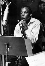 Miles Davis Poster, Kind of Blue, Jazz