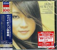 AKIKO SUWANAI-MENDELSSOHN & TCHAIKOVSKY: VIOLIN CONCERTOS-JAPAN SHM-CD D46