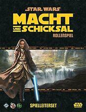 STAR WARS: MACHT UND SCHICKSAL - SPIELLEITERSET - Rollenspiel - 1A-Ware