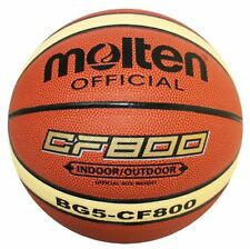 Youth Molten Size 5 Composite Indoor Outdoor 27.5'' Bg5 Cf800 Basketball Free Sh