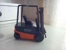 Forklift NZG models still R 60-25 No 419 Made in Germany 1:25 scale