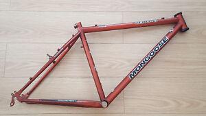 Mongoose IBOC Zero-G mtb frame
