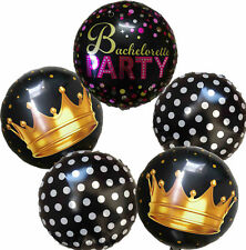 BACHELORETTE BRIDE TO BE PARTY BALLOON HENs NIGHT SUPPLIES DECORATION GIFT FAVOR