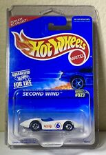 HOT WHEELS 1996 Second Wind 6, Mattel  Collector #527 In Protecto-Pak