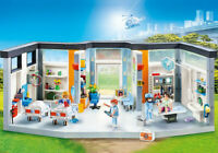 PLAYMOBIL #70191 Furnished Hospital Wing NEW!