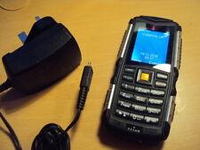 Kazam Life R5 Negro (Desbloqueado) Teléfono Móvil Big Button Toughphone IP 67+ cargo