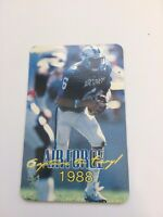 1988 Air Force Falcons Football Pocket Schedule