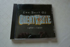 GREAT WHITE - THE BEST OF GW 1986 1992 - CD ALBUM