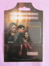 Twilight New Moon Hot Topic Gift card No Value Robert Pattinson Gutscheinkarte