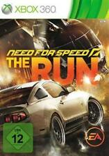 XBOX 360 Need for Speed The Run tedesco come nuovo