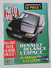 MAGAZINE - AUTO MOTO N° 102 - MARS 1991 *