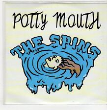 (ER481) Potty Mouth, The Spins - DJ CD