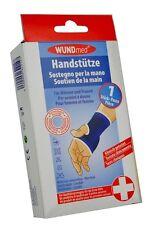 Handstütze Von WUNDmed In Gr. Medium Farbe blau