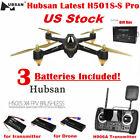 Hubsan H501S S Pro X4 FPV Drone 1080P GPS RC Quadcopter W/ Brushless Motors RTF