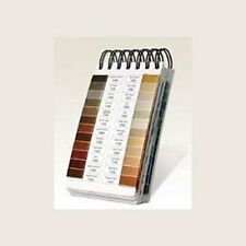 Hemingworth Thread Color Card Book- With Actual Samples Of All 300 Thread Colors