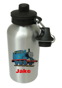 Thomas The Tank Engine - Personalised Kids/Drinks/Sports Childrens Water Bottle