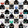 Women Jewelry Pendant Crystal Choker Chunky Statement Chain Necklace + Earrings