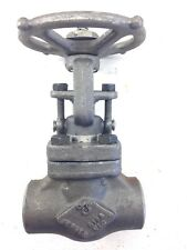 "DSI VALVES A105 1"" GATE VALVE FORGED STEEL (B445)"