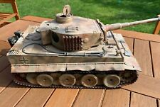 Heng Long 1/16 RC Battle German Tiger Tank