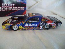 KISS NHRA Pro Stock Car Kurt Johnson DIECAST 1:24 SCALE 2003 1 of 3,124