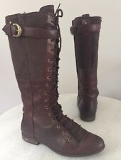Timberland Earthkeepers Madison 20680 Burgundy Leather Women's Size 9.5 M