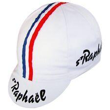 Nouveau Retro St. RAPHAEL Team Cyclisme Vélo Cap Casquette
