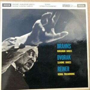 SXL 2249 Brahms Hungarian Dances / Dvorak Slavonic Dances / Reiner W/B