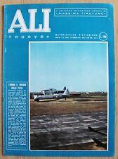 ALI NUOVE N.3 del 1960 - Rivista di AVIAZIONE AERONAUTICA* - OTTIMA